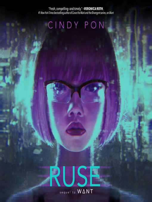 Title details for Ruse by Cindy Pon - Available