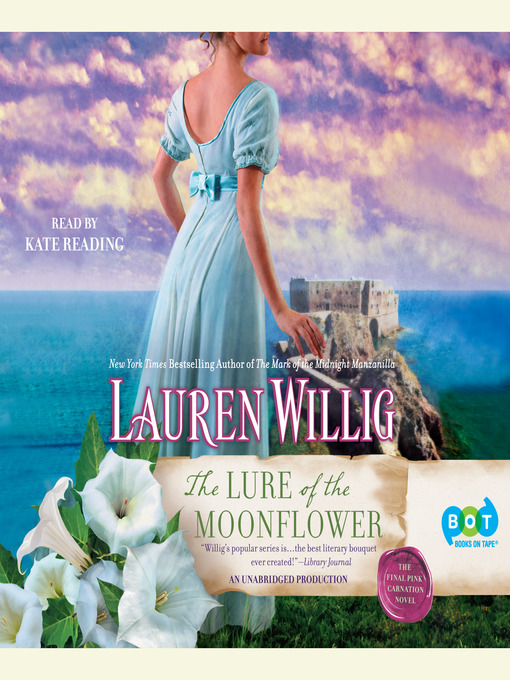 Title details for The Lure of the Moonflower by Lauren Willig - Available