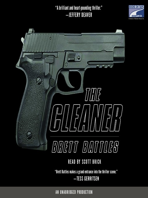 Title details for The Cleaner by Brett Battles - Wait list