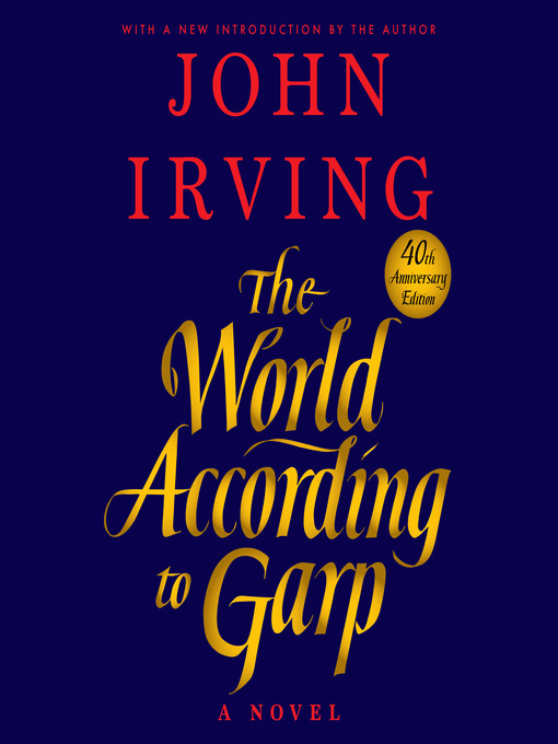 Cover of The World According to Garp