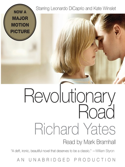Title details for Revolutionary Road by Richard Yates - Wait list