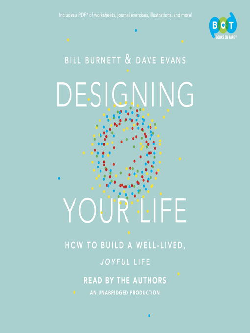 Title details for Designing Your Life by Bill Burnett - Wait list