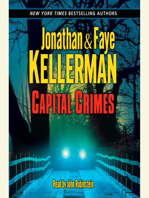 Title details for Capital Crimes by Jonathan Kellerman - Available
