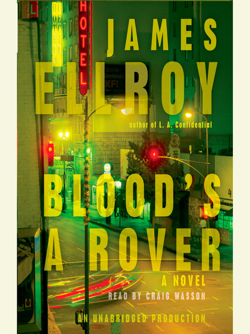 Cover of Blood's a Rover
