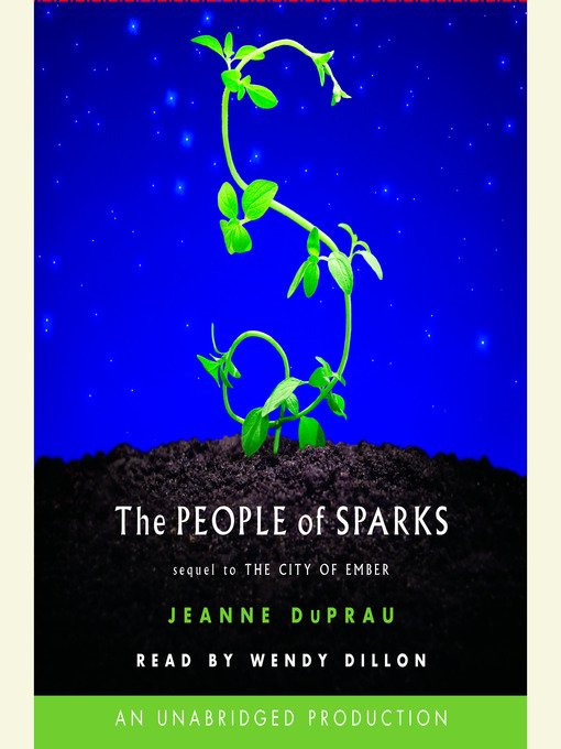 Title details for The People of Sparks by Jeanne DuPrau - Available