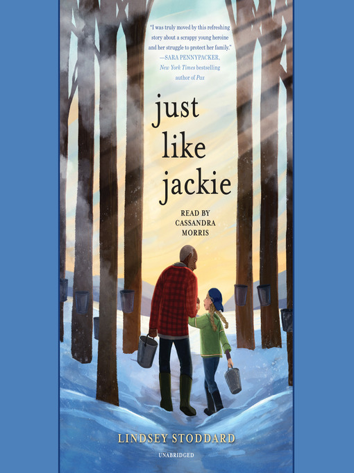 Title details for Just Like Jackie by Lindsey Stoddard - Wait list