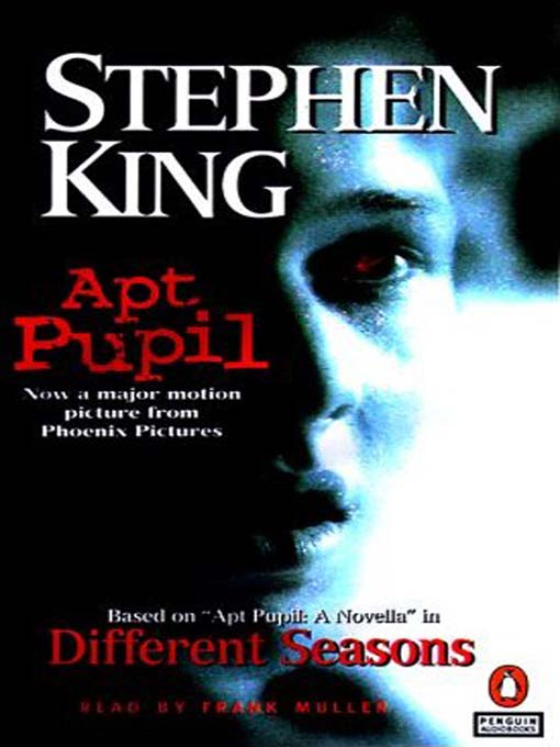 Title details for Apt Pupil by Stephen King - Available