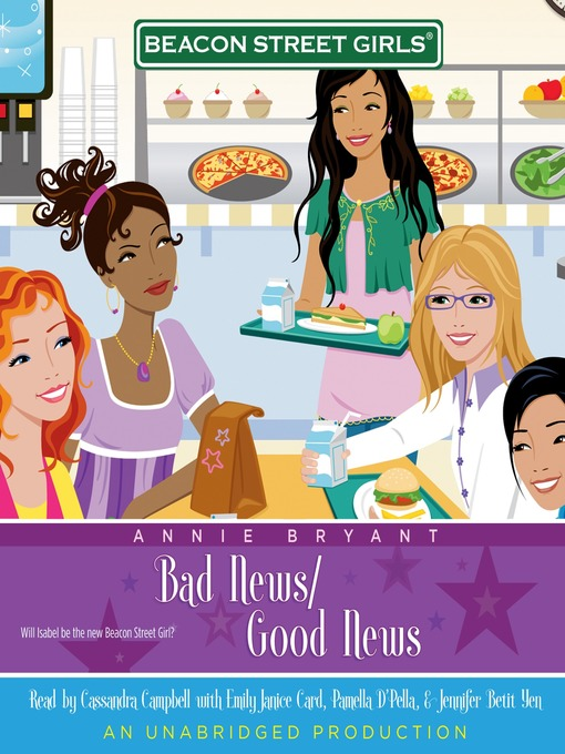 Title details for Bad News/Good News by Annie Bryant - Available