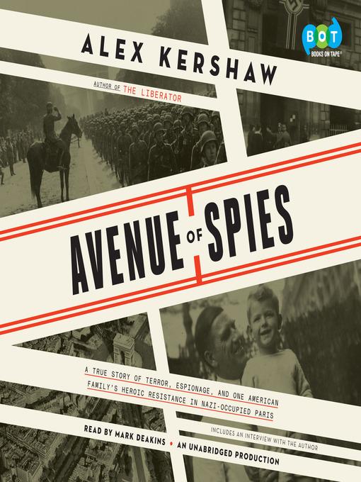 Title details for Avenue of Spies by Alex Kershaw - Wait list