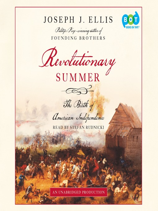 Cover image for Revolutionary Summer