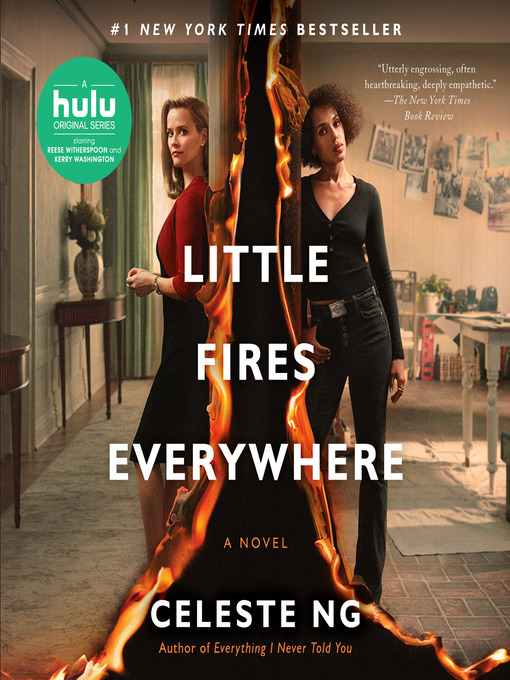 Title details for Little Fires Everywhere by Celeste Ng - Wait list