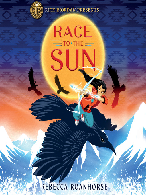Title details for Race to the Sun by Rebecca Roanhorse - Wait list