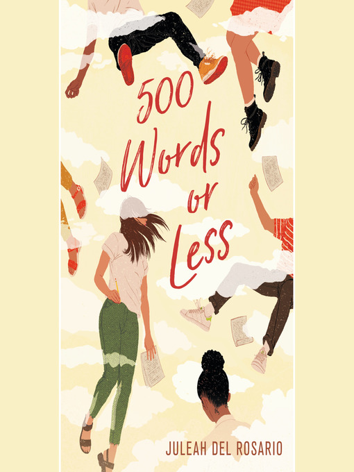 Cover of 500 Words or Less