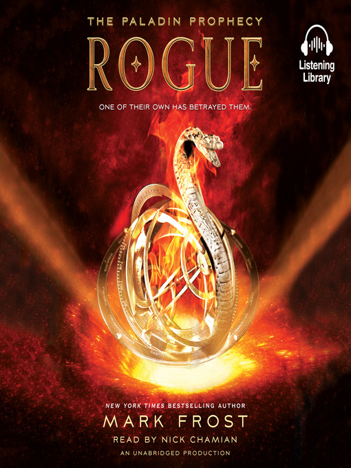 Title details for Rogue by Mark Frost - Available