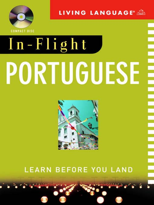 Title details for In-Flight Portuguese by Living Language - Available