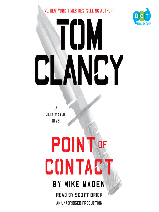 Title details for Point of Contact by Mike Maden - Wait list