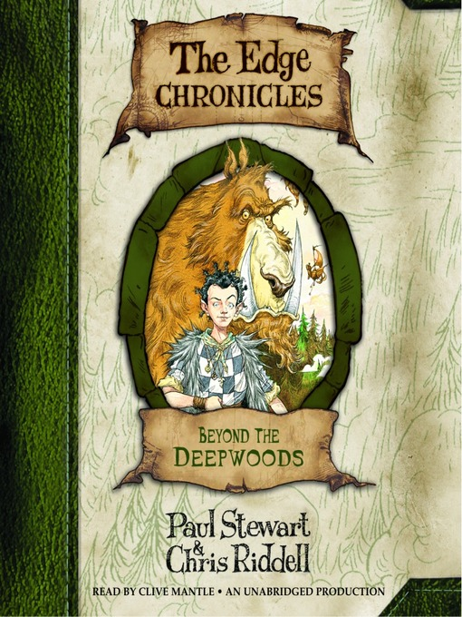 Title details for Beyond the Deepwoods by Paul Stewart - Wait list