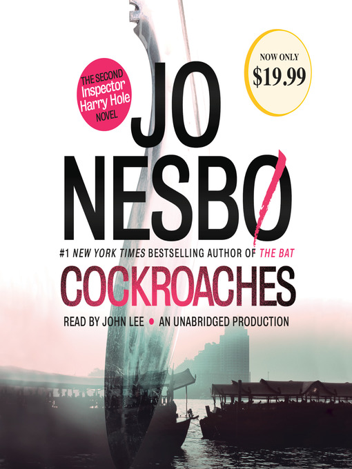 Title details for Cockroaches by Jo Nesbo - Available