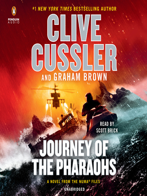 Title details for Journey of the Pharaohs by Clive Cussler - Wait list