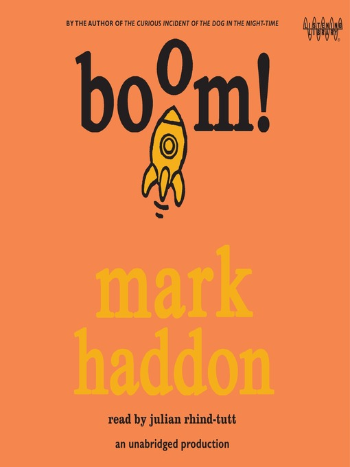 Title details for Boom! by Mark Haddon - Available