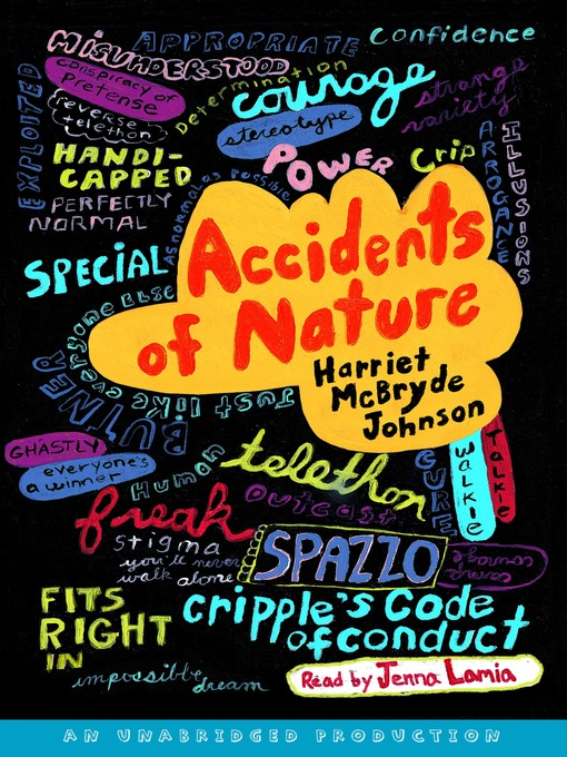 Title details for Accidents of Nature by Harriet McBryde Johnson - Available