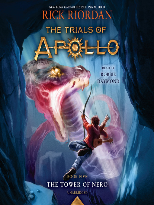 Title details for The Tower of Nero by Rick Riordan - Wait list