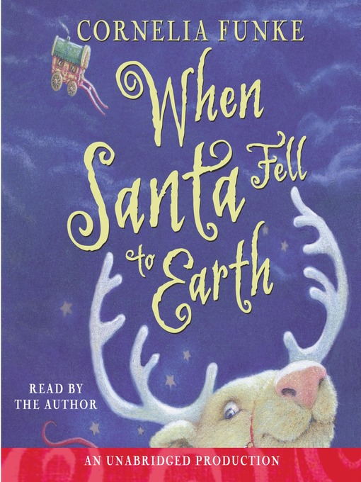 Cover image for When Santa Fell to Earth