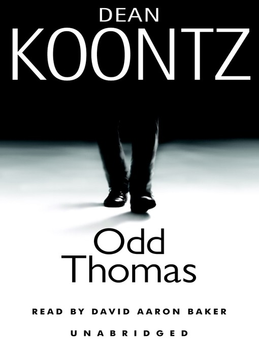 Title details for Odd Thomas by Dean Koontz - Available