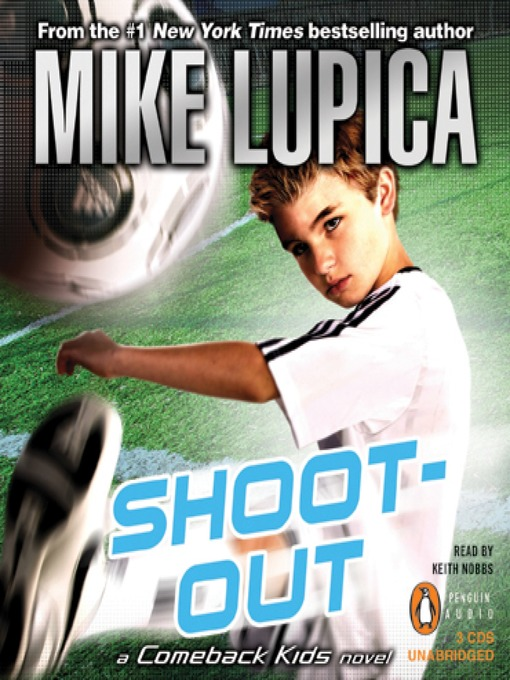 Title details for Shoot-Out by Mike Lupica - Available