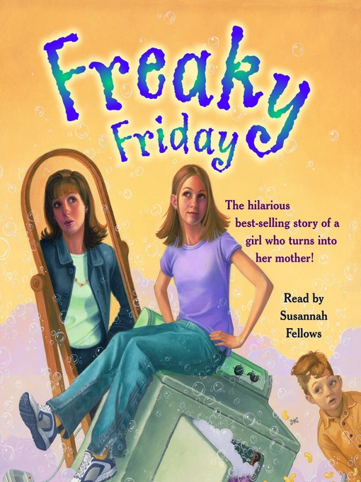 Title details for Freaky Friday by Mary Rodgers - Available