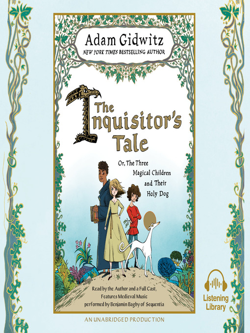 Title details for The Inquisitor's Tale by Adam Gidwitz - Wait list