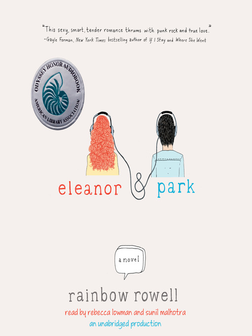 Cover image for book: Eleanor & Park