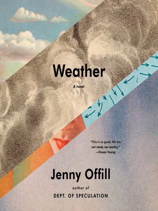 Title details for Weather by Jenny Offill - Available