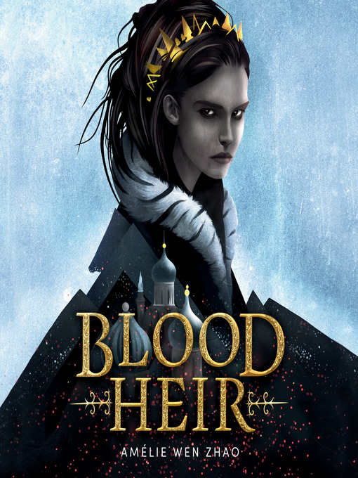 Cover image for book: Blood Heir