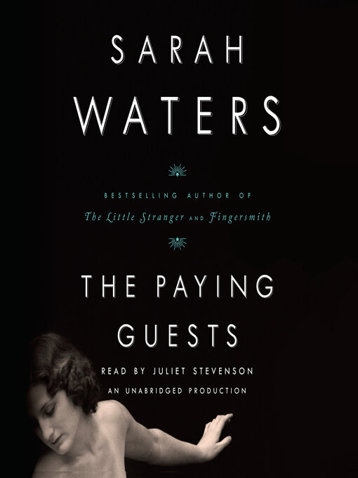 Title details for The Paying Guests by Sarah Waters - Available