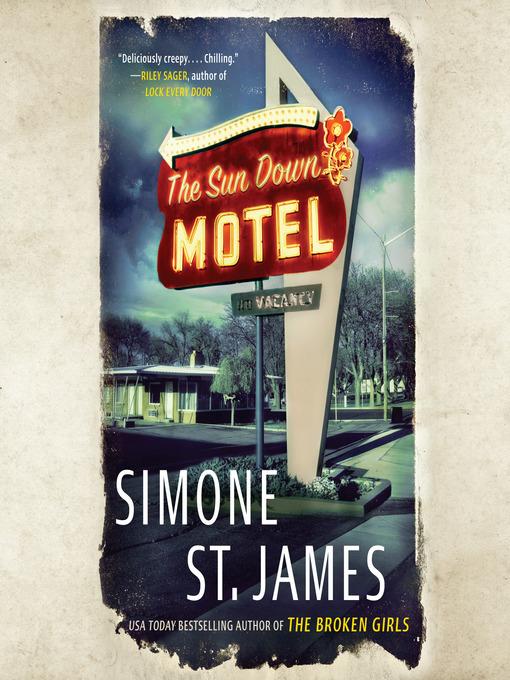 Title details for The Sun Down Motel by Simone St. James - Wait list
