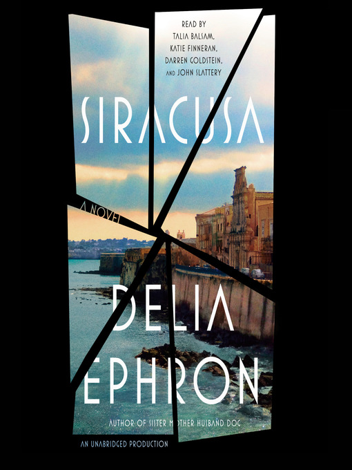 Title details for Siracusa by Delia Ephron - Wait list