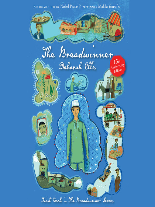 Cover of The Breadwinner