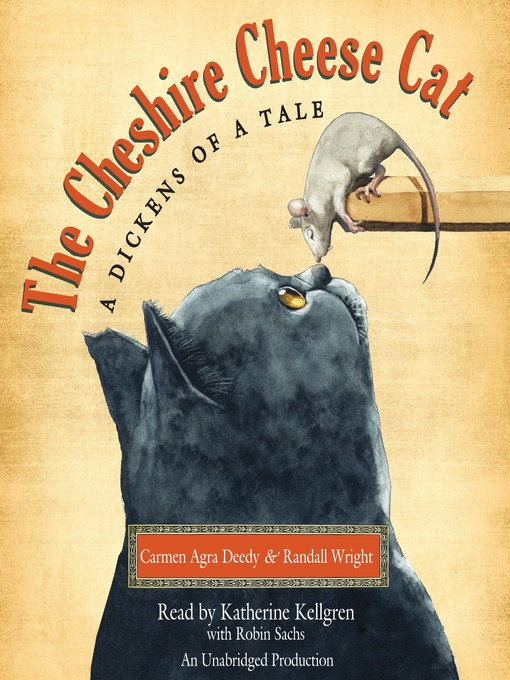 Title details for The Cheshire Cheese Cat by Carmen Agra Deedy - Available