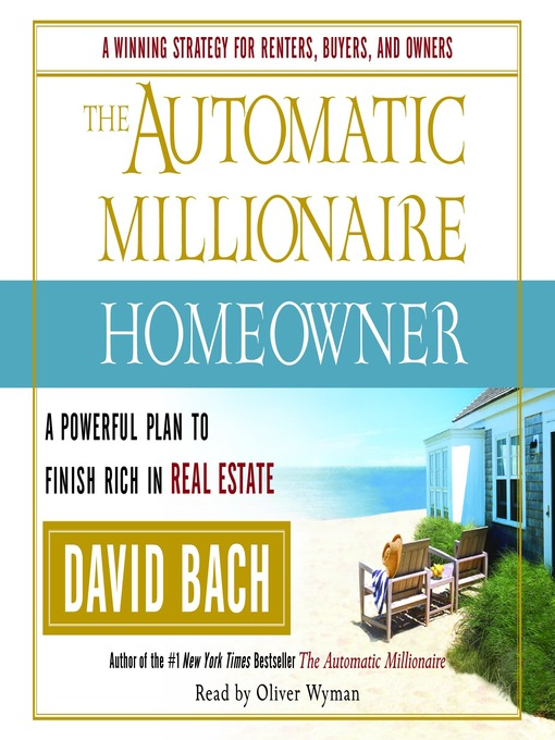 Title details for The Automatic Millionaire Homeowner by David Bach - Wait list