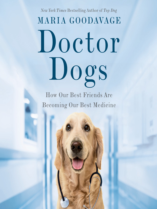 Title details for Doctor Dogs by Maria Goodavage - Wait list
