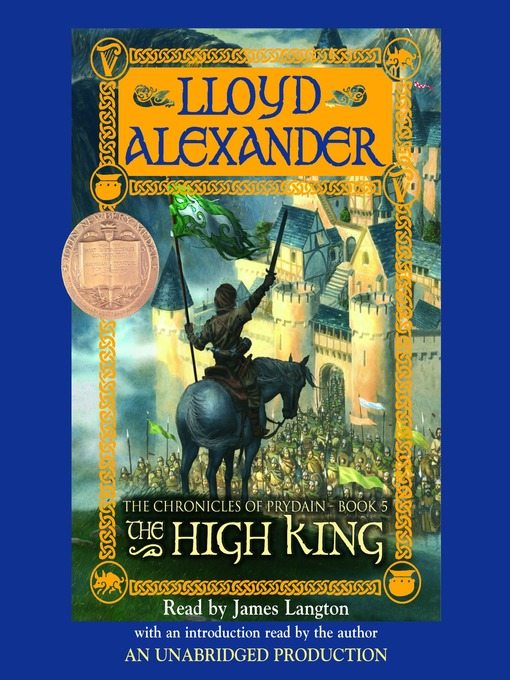Title details for The High King by Lloyd Alexander - Available