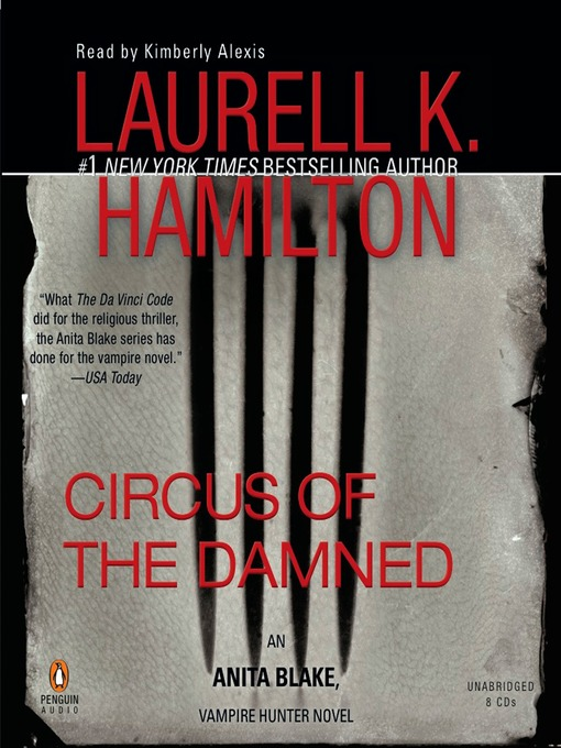 Cover of Circus of the Damned