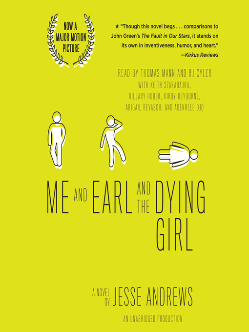 Cover of Me and Earl and the Dying Girl (Revised Edition)