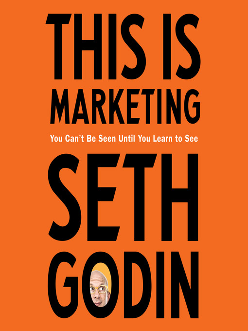 Cover of This Is Marketing
