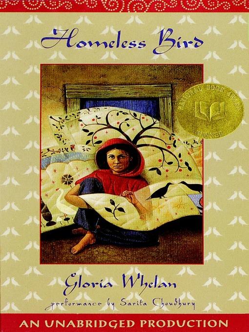 Title details for Homeless Bird by Gloria Whelan - Wait list