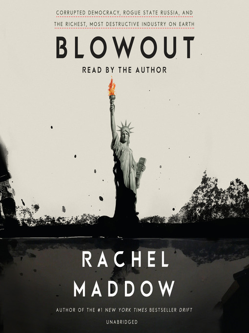Title details for Blowout by Rachel Maddow - Wait list