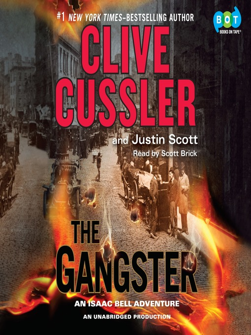 Title details for The Gangster by Clive Cussler - Available