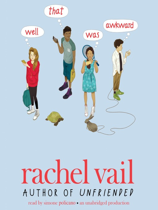 Title details for Well, That Was Awkward by Rachel Vail - Wait list