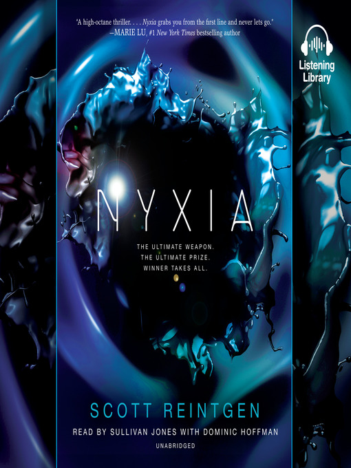 Cover image for book: Nyxia